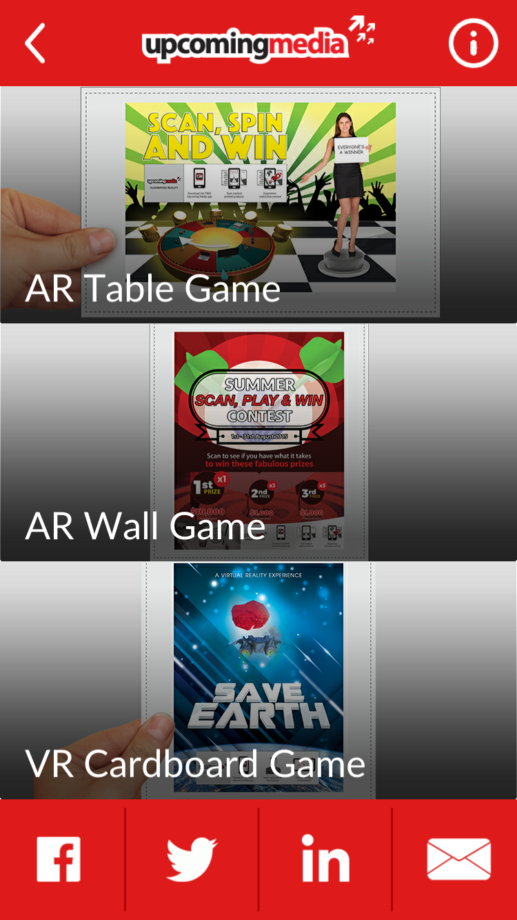 Mobile Technologies for Gaming