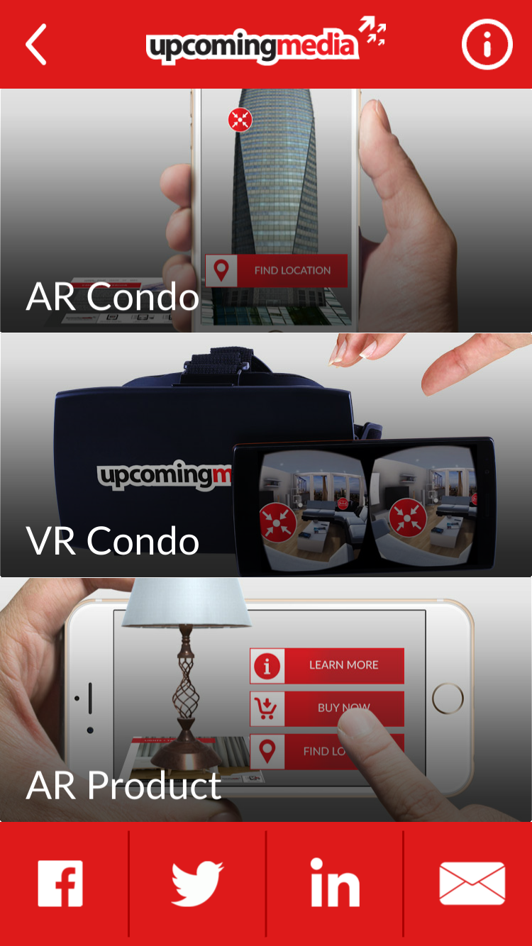 Mobile Technologies for Real Estate