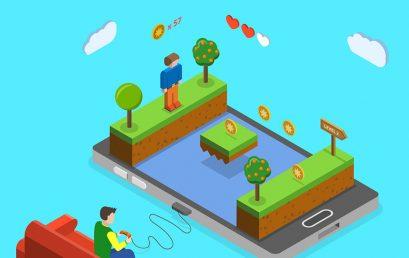 Interactive Mobile Games