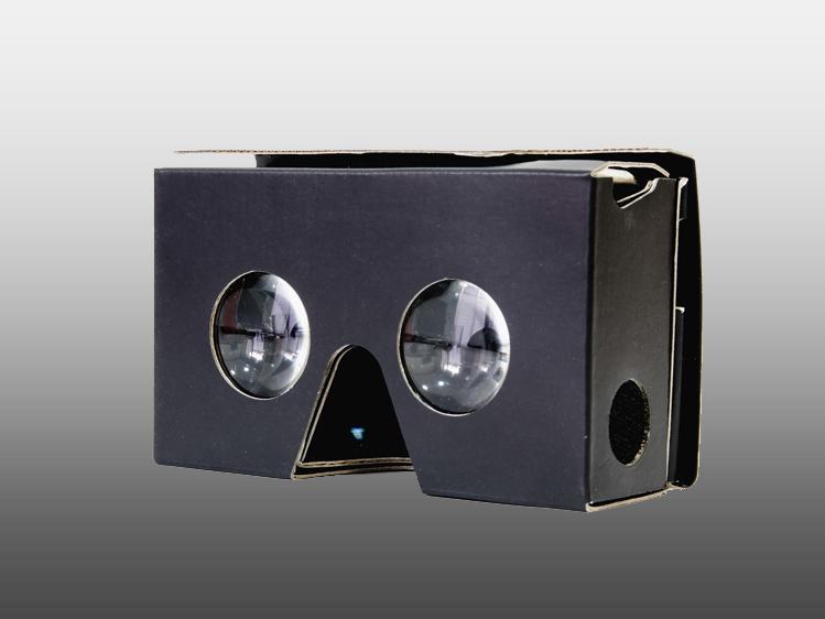 Virtual Reality Cardboard Game
