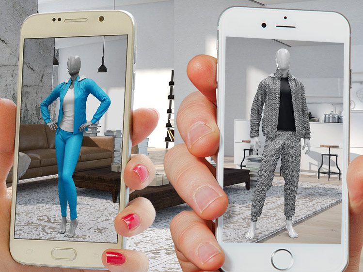 AR Fashion Designer