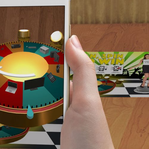 Augmented Reality Table Game