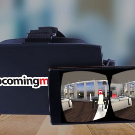 virtual reality for condo wearable