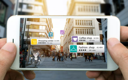 Increase Foot Traffic to Your Retail Location with Augmented Reality