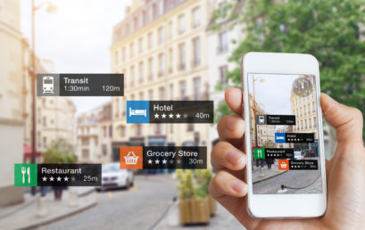 Create Interactive Scavenger Hunts with Augmented Reality Places