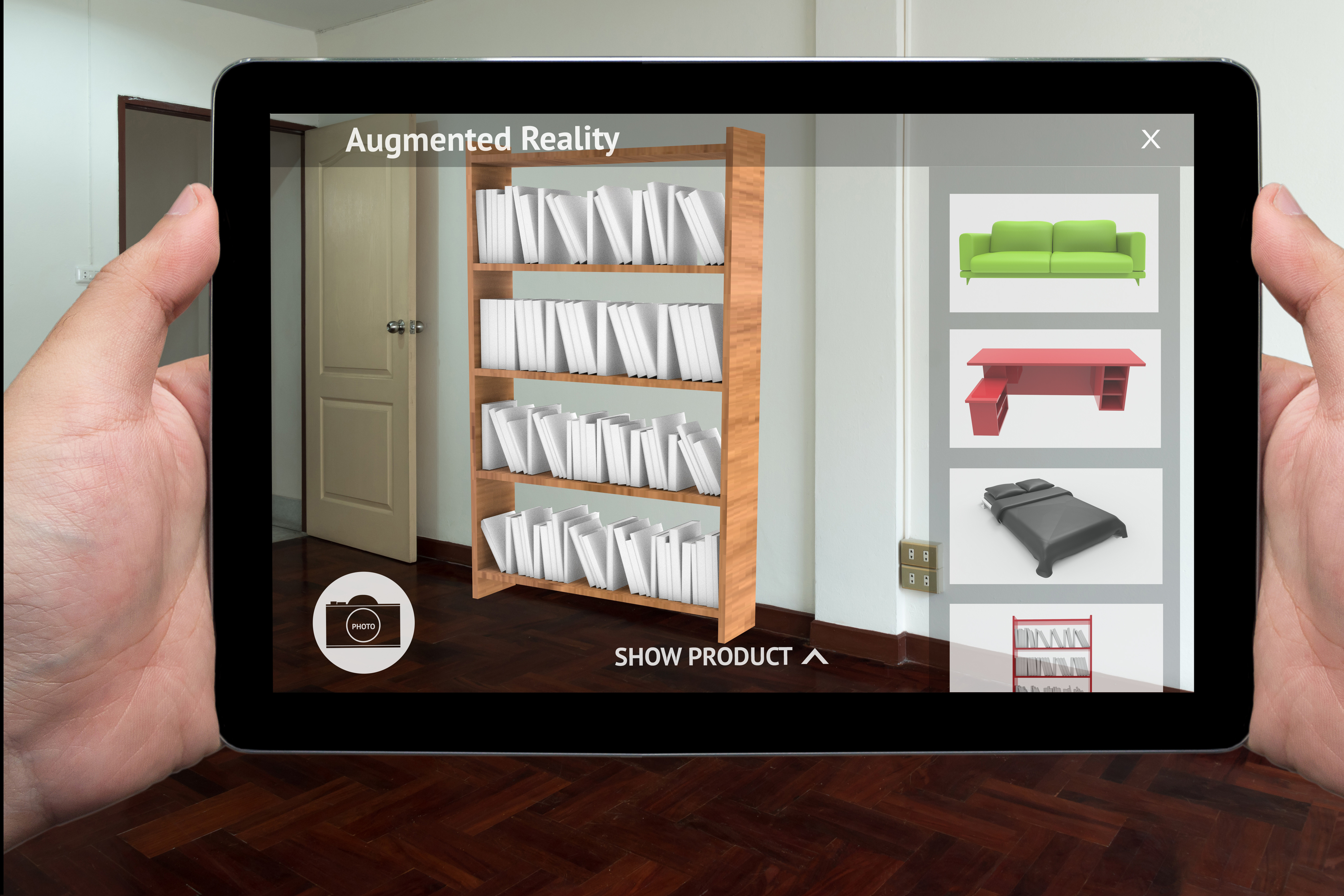 3 Ways that Augmented Reality Apps Enhance Mobile Shopping