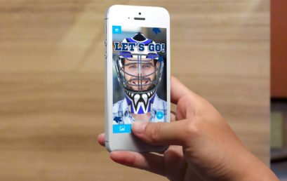 Create a Social Media Buzz with Augmented Reality Faces