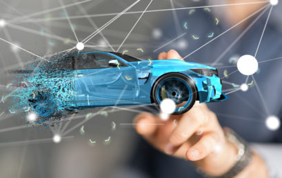 """""""Driving"""" Automotive Sales with Augmented Reality"""