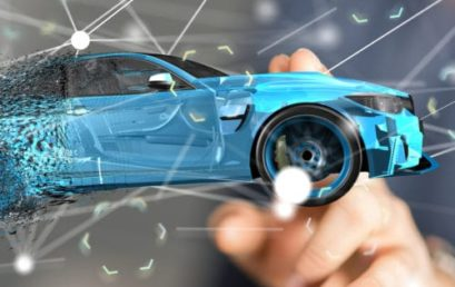 """Driving"" Automotive Sales with Augmented Reality"