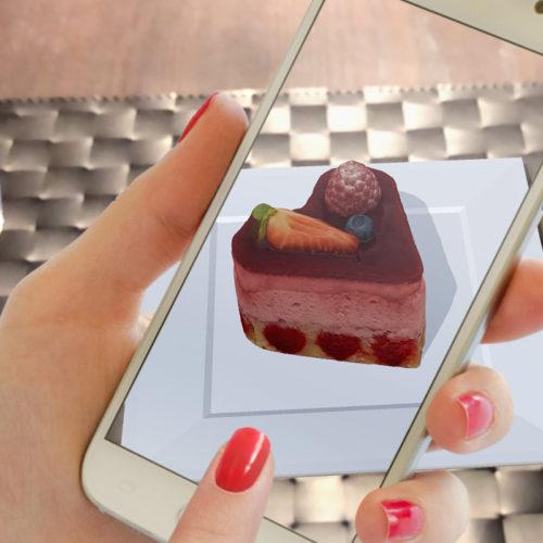 AR Gourmet Desserts