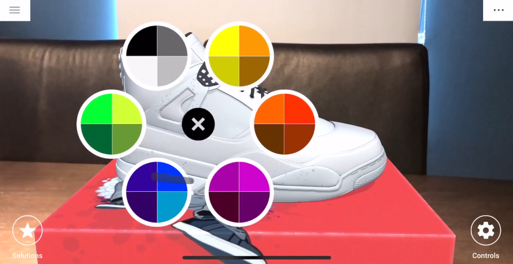 The AR Sneaker Store: A Perfect Fit for Footwear Retail