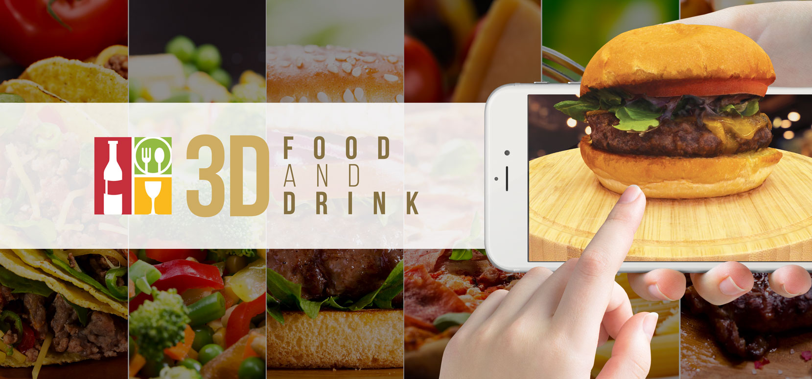 Visit 3D Food & Drink at the Restaurants Canada Show in Toronto