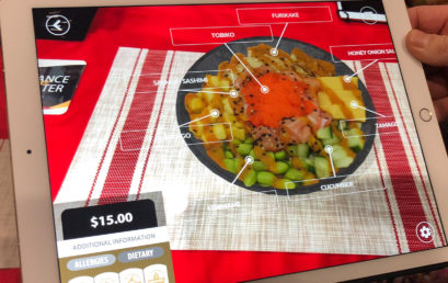3D Food And Drink: Immersing Trade Shows in Delicious Deep Dish AR