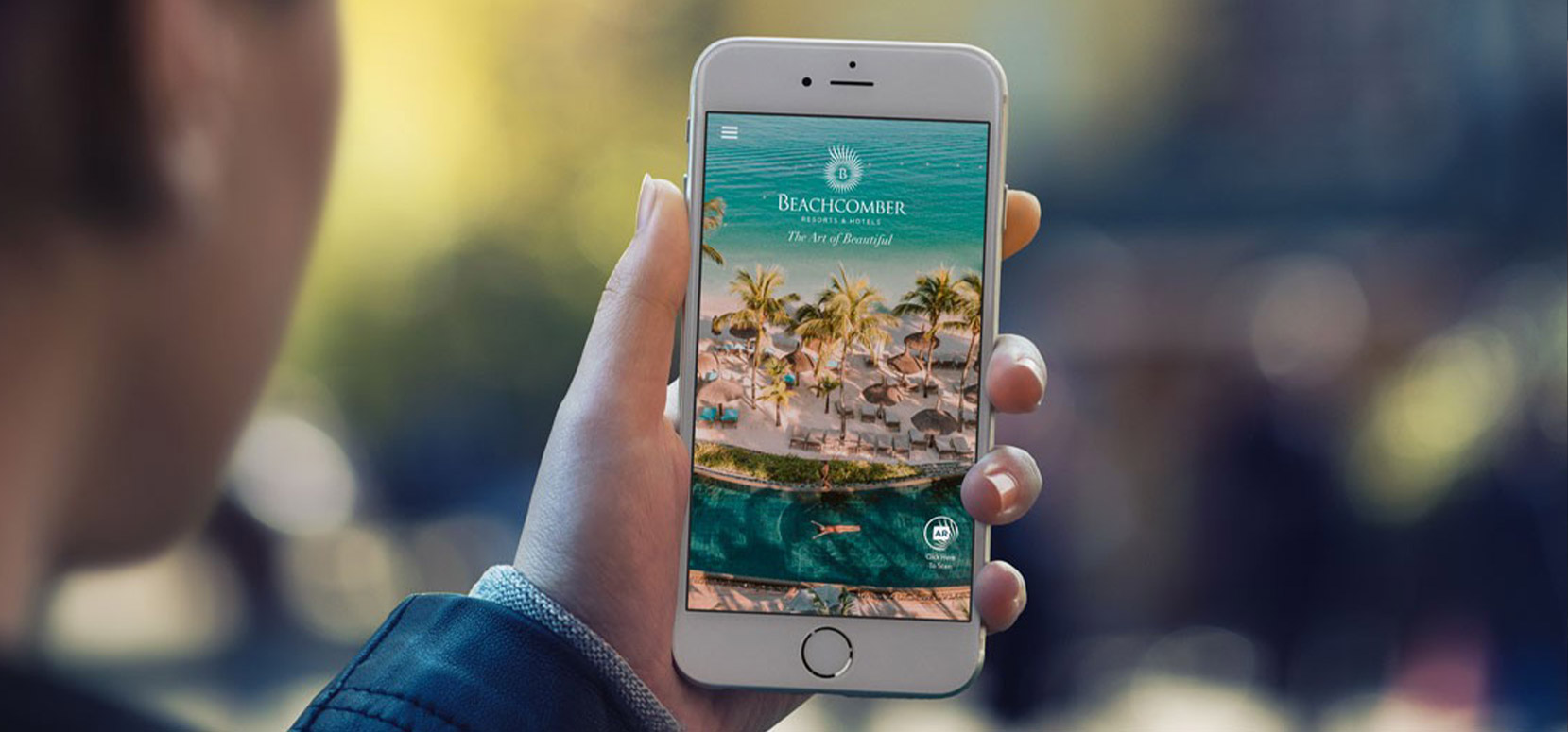 Using Augmented Reality to Boost Resort Bookings